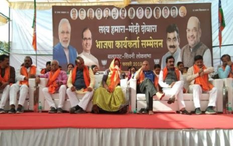 BJP workers conference
