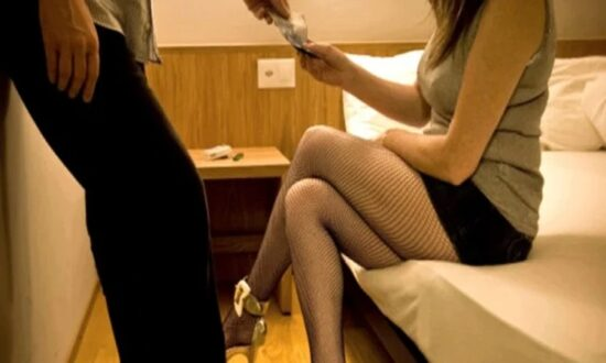 Sex racket in hotel